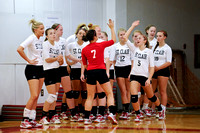 St Clair & Warrenton Varsity Volleyball